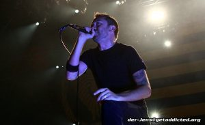 Rise Against in Düsseldorf 2011, Foto: Jens Becker