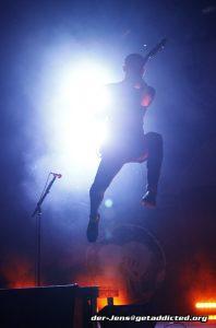 Rise Against in Dortmund 2012, Foto: Jens Becker