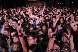 Rise Against in Köln 2011, Foto: Jens Becker