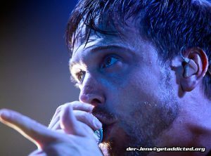 Billy Talent in Bielefeld 2009, Foto: Jens Becker