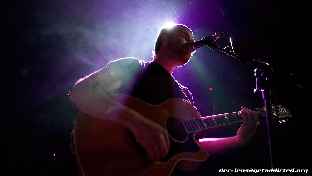 Perry O'Parson in Köln, Foto: Jens Becker