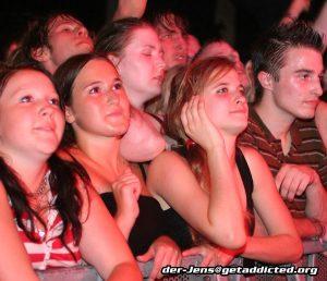 Billy Talent in Köln 2006, Foto: Jens Becker