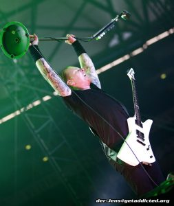 Metallica in Gelsenkirchen 2011, Foto: Jens Becker